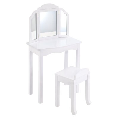 Wrigglebox Express Yourself Dressing Table Set with Mirror
