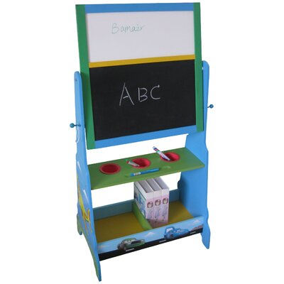 Wrigglebox Travel Double Sided Board Easel