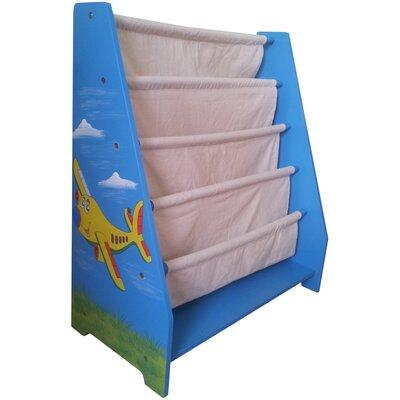 Wrigglebox Travel Children's 71cm Book Display