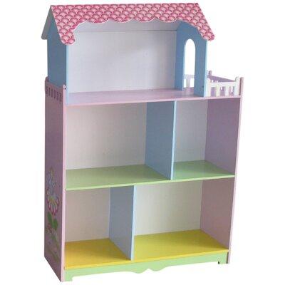 Wrigglebox Enchanted Children's Dollhouse 116cm Book Display