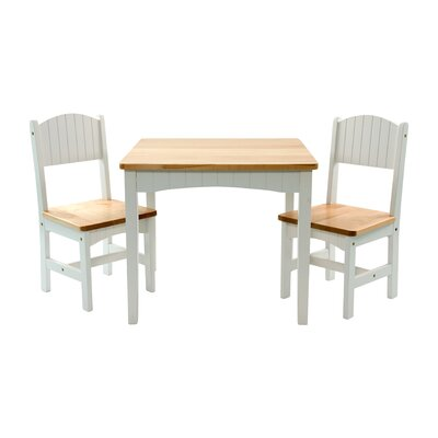 Wrigglebox Colette Children's 3 Piece Table and Chair Set