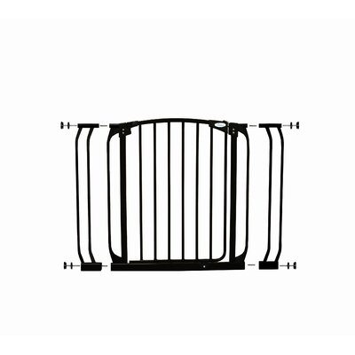 Wrigglebox Swing Close Security Gate with Extensions