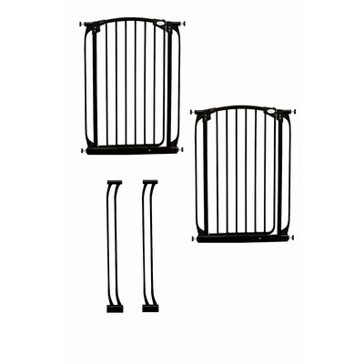 Wrigglebox Extra-Tall Swing Close Security Gate Value Pack