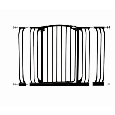 Wrigglebox Extra-Tall Auto Close Hallway Security Gate with Extensions