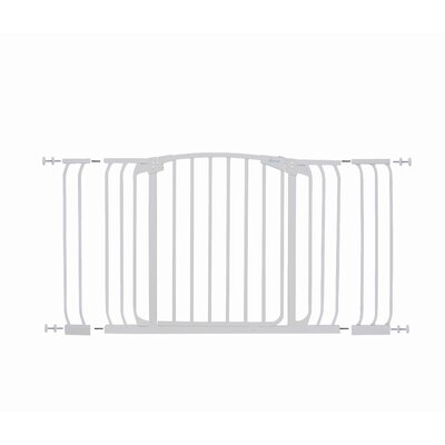 Wrigglebox Hallway Auto Close Security Gate with Extensions