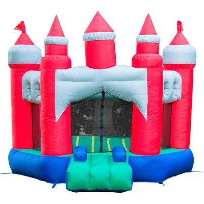 Wrigglebox Royal Jump Castle Playhouse