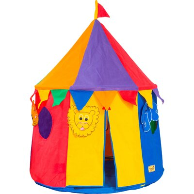 Wrigglebox Carnival Play Tent
