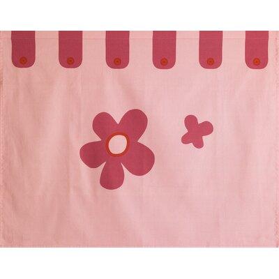 Wrigglebox Papallona Bud Bed Curtain