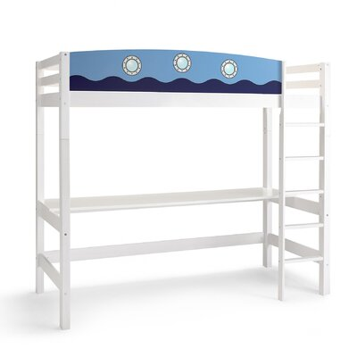 Wrigglebox Papallona Single High Sleeper Bed