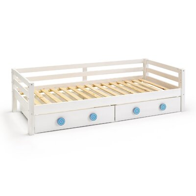 Wrigglebox Papallona Single Captain Bed with Storage