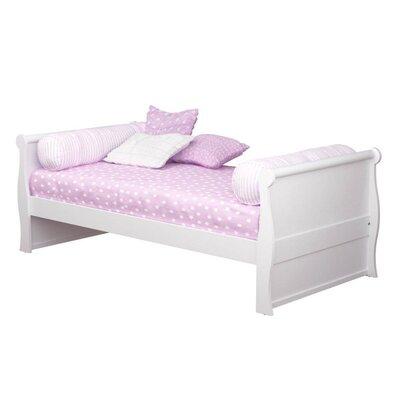 Wrigglebox Rapunzel Panel Bed with Trundle