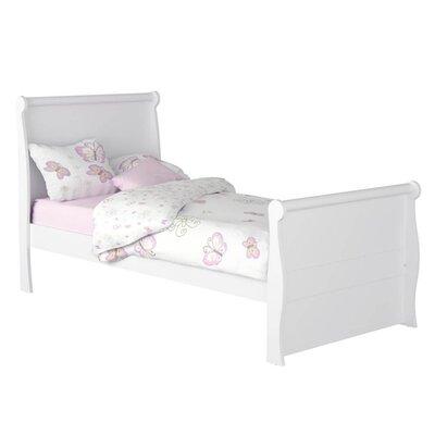 Wrigglebox Rapunzel Panel Bed