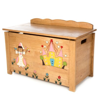 Wrigglebox Fairy Toy Box