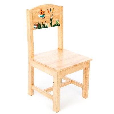 Wrigglebox Forest Lady Bug Children's Desk Chair