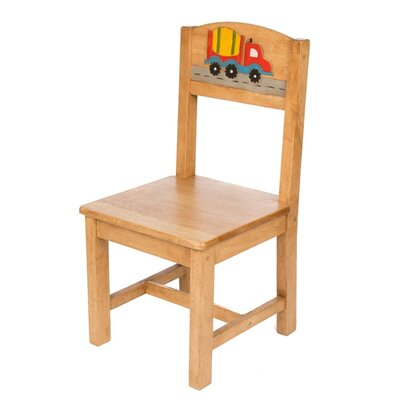 Wrigglebox Mixer Truck Children's Desk Chair