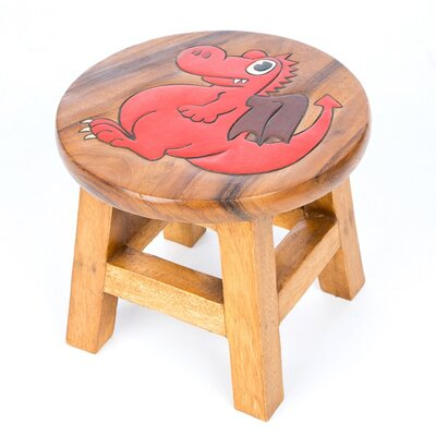 Wrigglebox Dragon Children's Stool