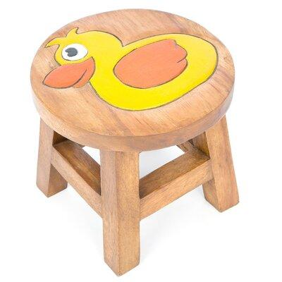 Wrigglebox Duck Children's Stool