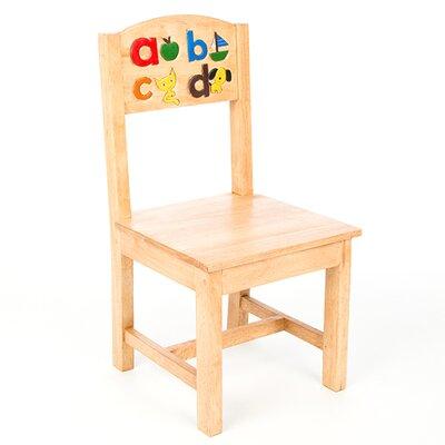 Wrigglebox Alphabet Children's Desk Chair