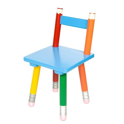 Wrigglebox Pencil Children's Desk Chair