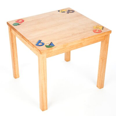 Wrigglebox ABC Children's Arts and Crafts Table