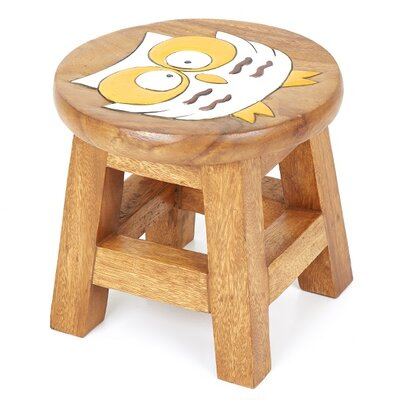 Wrigglebox Owl Children's Stool
