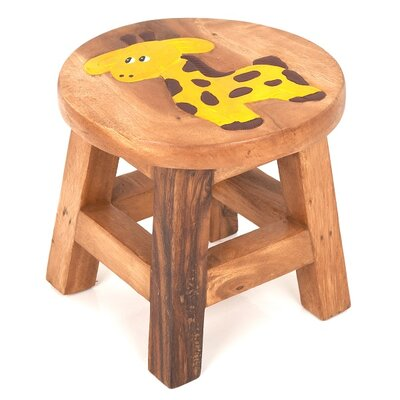 Wrigglebox Giraffe Children's Stool