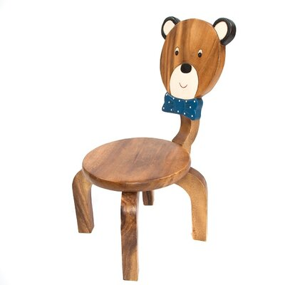 Wrigglebox Boy Teddy Children's Novelty Chair