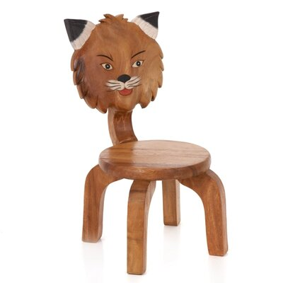 Wrigglebox Fox Children's Novelty Chair
