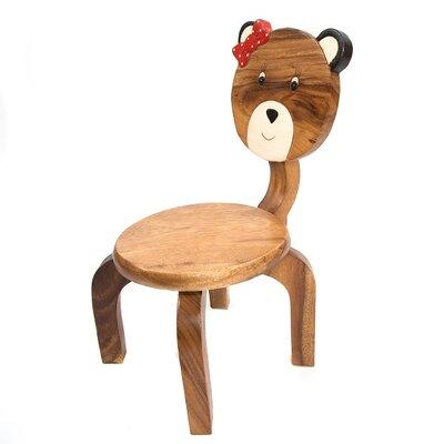 Wrigglebox Girl Teddy Children's Novelty Chair