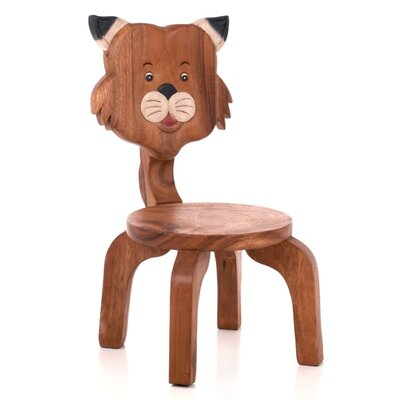 Wrigglebox Cat Children's Novelty Chair