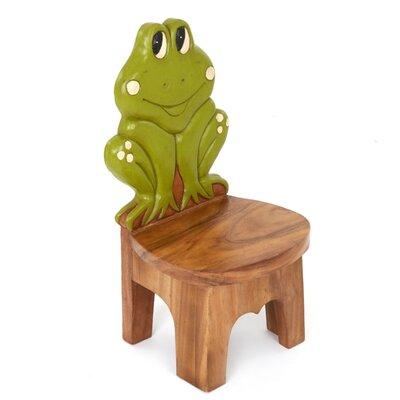 Wrigglebox Frog Children's Novelty Chair