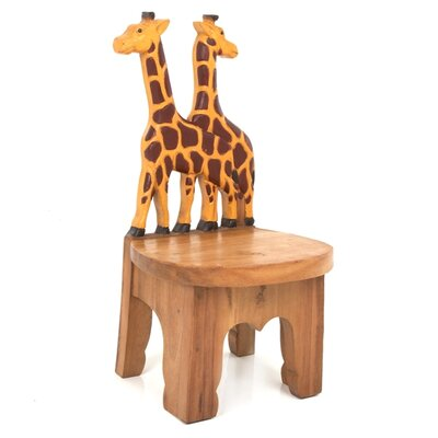 Wrigglebox Giraffe Children's Novelty Chair