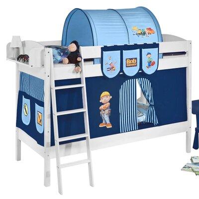 Wrigglebox Bob The Builder European Single Bunk Bed