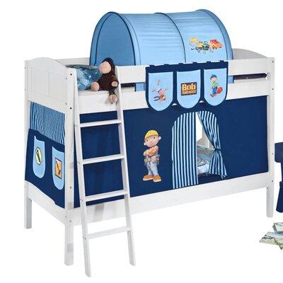 Wrigglebox Ida Bob The Builder European Single Bunk Bed