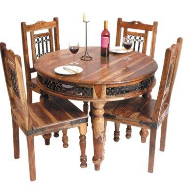 Ethnic Elements Chennai Dining Table