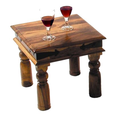 Ethnic Elements Chennai Sheesham  Side Table