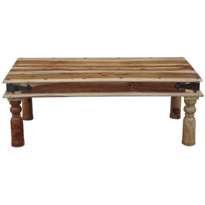 Ethnic Elements Jali Coffee Table