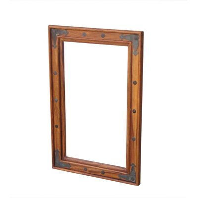 Ethnic Elements Kerala Sheesham Large Mirror