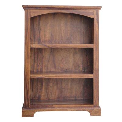 Ethnic Elements Kerala Sheesham Wide Bookcase