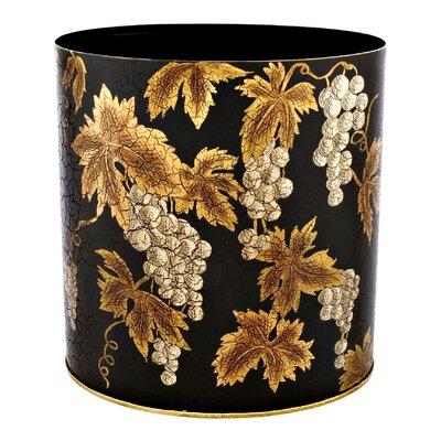 Ethnic Elements Vine Waste Paper Basket