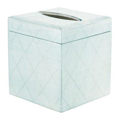 Ethnic Elements Begonia Tissue Box Cover