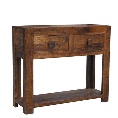 Ethnic Elements Munnar Mango Console Table