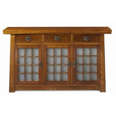 Ethnic Elements Jinrong 3 Door, 3 Drawer Sideboard