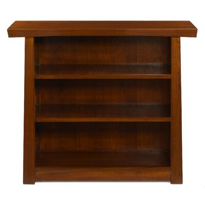Ethnic Elements Jinrong Low Wide 100cm Standard Bookcase