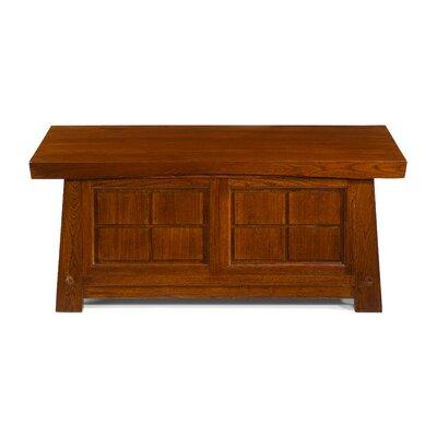 Ethnic Elements Jinrong Wooden Blanket Box