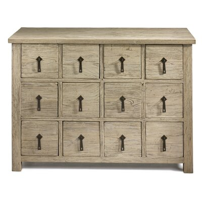 Ethnic Elements Jixi 12 Drawer Chest of Drawers