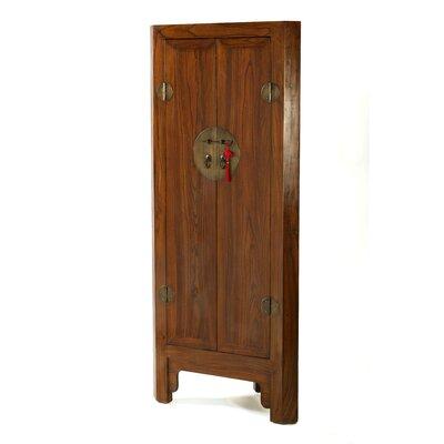 Ethnic Elements Hangzhou 2 Door Wardrobe