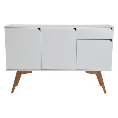 Fjørde & Co Lulu 3 Door 1 Drawer Sideboard