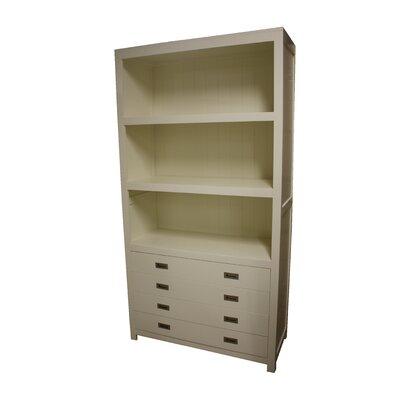 Fjørde & Co 4 Drawer Bookcase
