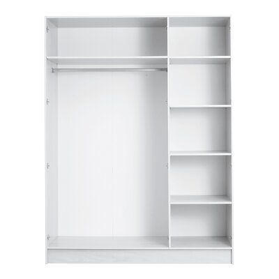 Fjørde & Co Pero 3 Door Wardrobe